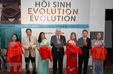 Inauguran en Vietnam exposición de Máscaras del Estrecho de Torres