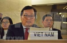 Vietnam destaca necesidad de cumplir con derecho internacional en solución de asuntos relativos a Jerusalén