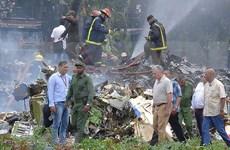 Cuba decreta duelo oficial por víctimas de accidente aéreo