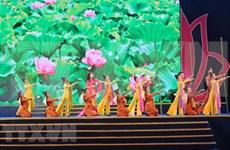 Concluye festival dedicado al Presidente Ho Chi Minh en su tierra natal