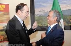 Conmemoran 43 aniversario del establecimiento de relaciones diplomáticas Vietnam-México