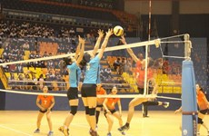 Gana China torneo internacional de voleibol femenino en Vietnam