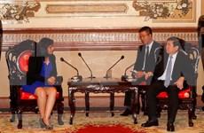 Dirigente de Ciudad Ho Chi Minh respalda cooperación juvenil entre localidades de Vietnam y Cuba