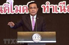 Premier tailandés promete realizar elecciones generales a inicios de 2019