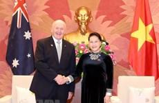 Parlamento de Vietnam apoya la asociación estratégica con Australia
