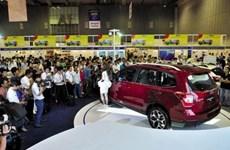Inauguran en Vietnam exposición internacional de automóviles e industria auxiliar