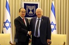 Ciudad Ho Chi Minh desea fomentar la cooperación con Israel
