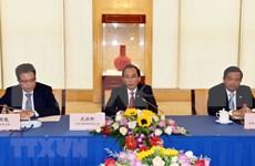 Hanoi impulsa cooperación con Beijing y Shanghái de China