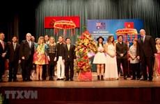 Celebran aniversario de lazos diplomáticos Vietnam - Australia en Ciudad Ho Chi Minh
