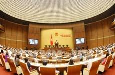 Parlamento vietnamita prosigue quinto pleno con debate de numerosos asuntos socioeconómicos