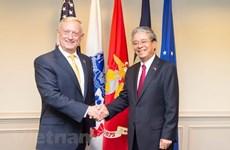 Funcionarios estadounidenses elogian relaciones de asociación integral de su país con Vietnam
