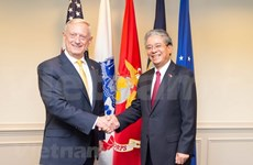 Estados Unidos desea reforzar nexos con Vietnam, reitera secretario de Defensa