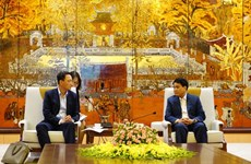 Hanoi aspira a impulsar proyectos de inversión con Sudcorea