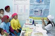Proyecto mejora el sistema de salud en Tay Nguyen