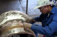 Provincia centrovietnamita recibe donación para desarrollar oficios tradicionales