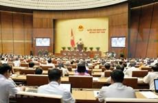 Parlamento de Vietnam concluye octava jornada de trabajo de su quinto período de sesiones