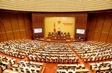 Parlamento de Vietnam analiza Ley de Educación Superior