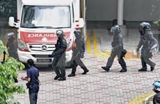 Singapur intensifica seguridad para Diálogo Shangri-La