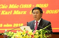 Vietnam revisa implementación del Programa de Construcción en período de transición hacia Socialismo