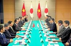 Vietnam y Japón decididos a elevar eficiencia de cooperación multifacética