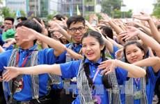 Lanzan en Vietnam Campaña veraniega de Jóvenes Voluntarios