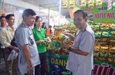 Efectúan feria comercial internacional del Delta del río Mekong 2017