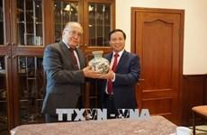 Universidad rusa aspira a impulsar cooperación con centros educativos vietnamitas