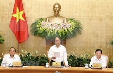 Gobierno de Vietnam destaca avances económicos en cinco meses