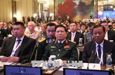 Culmina el XVII Diálogo de Shangri-La en Singapur