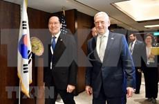 Diálogo de Shangri- La 2018: EE.UU. no aliviará sanciones contra Corea del Norte hasta la desnuclearización