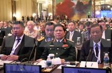 Ministro vietnamita sostiene encuentros con homólogos de Australia, Francia y Japón al margen del Diálogo de Shangri- La