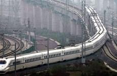 Iniciarán construcción de línea ferroviaria de alta velocidad de Tailandia en 2019