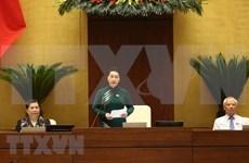 Asamblea Nacional de Vietnam inicia sesiones de interpelación a miembros del gobierno