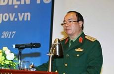 Emprenden en Hanoi curso de entrenamiento para oficiales asesores de ONU
