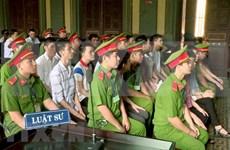 Mantienen sentencias contra grupo terrorista en Vietnam