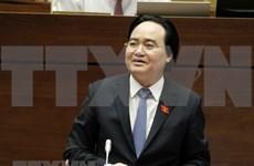 Ministro de Educación de Vietnam habla de calidad de la educación superior