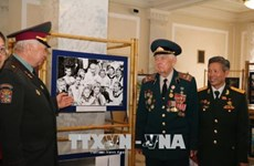 Celebran en Ucrania exposición fotográfica sobre Vietnam