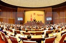 Presidenta del Parlamento vietnamita reconoce calidad de interpelaciones