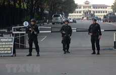 Policía de Indonesia pide al Gobierno aumentar presupuesto para sus misiones