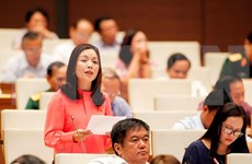 Parlamento de Vietnam continúa quinto período de sesiones con revisión de leyes