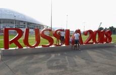 Fanáticos vietnamitas viajan a Rusia en ocasión de Copa Mundial de Fútbol