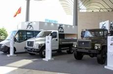 Empresa automovilística rusa GAZ entrará en mercado vietnamita