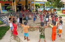 Sudcorea financia proyectos de bienestar social en provincia centrovietnamita