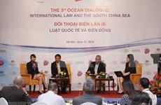 Debaten en Vietnam gestión de disputas en el Mar del Este