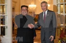 Lee Hsien Loong y Kim Jong-un revisan relaciones bilaterales y otros temas de interés común