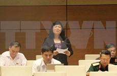 Parlamento de Vietnam discute el borrador de Ley de Amnistía (modificada)