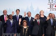 Página web canadiense publica entrevista sobre contribución de Vietnam a Cumbre ampliada de G7