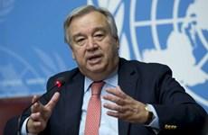 Antonio Guterres resalta papel de Vietnam en foros multilaterales