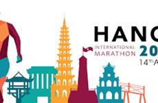 Celebrarán el primer maratón internacional de Hanoi en 2019