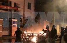 Ciudad Ho Chi Minh: detiene a siete individuos por incitar desorden social